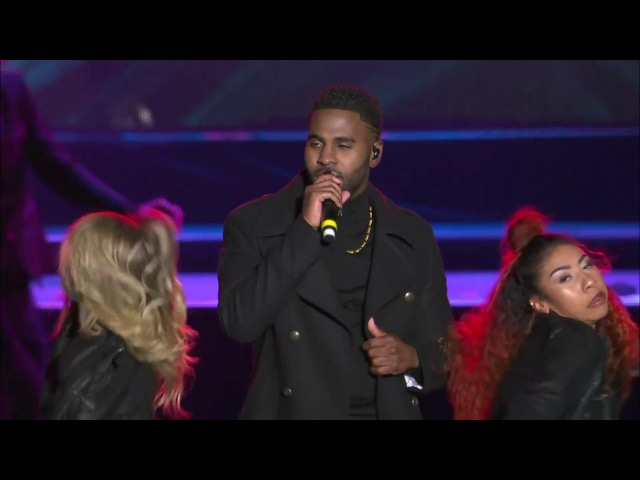 Jason Derulo Performs Tip Toe at the College Football National Championship ATTPlayoffPlaylist