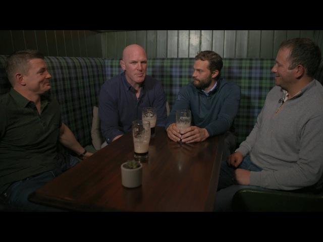 Three Irishmen walk into a bar