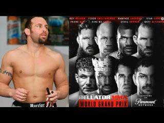 Шейн Карвин готов вернуться в ММА ради Гран-При Тяжеловесов Bellator