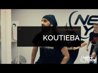 Koutieba | NEW YEAR INTENSIVE 2018 | NEW YORK DANCE STUDIO OFFICIAL 4K