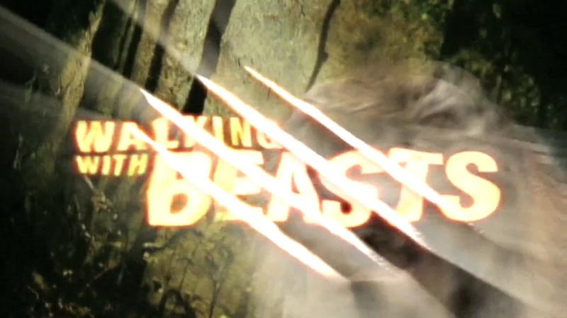 BBC: Прогулки с чудовищами 5 серия Саблезубые
