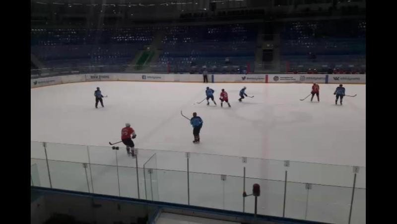 Балашихинская Хоккейная Лига ХК ОДОН VS ХК Ракета