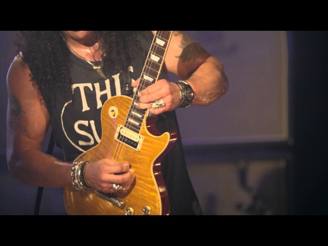 Slash - You Could Be Mine Live at the Roxy 2014