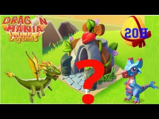 Breeding Time: 20h - Could it be the dragon I need? - Gameplay - Dragon Mania Legends -part 595