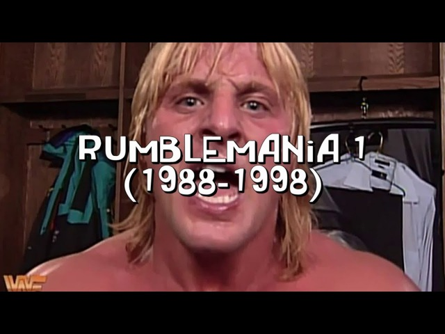 [My1] Rumblemania 1 (1988-1998)