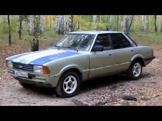#DF. Тест Обзор Ford Taunus mt3 (1981 г/в) ЭКСКЛЮЗИВ!!!