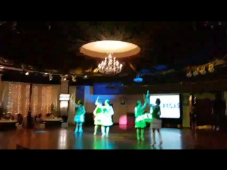 """Шоу-балет """"Авация"""" на вечере для компании """"PEGAS Touristik"""" :)"""