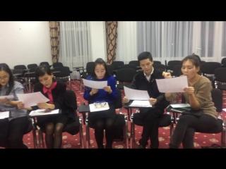 Chinese speaking club