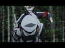 Клип на аниме Синяя весна и механическая пушка Юность в душе пушка в руке
