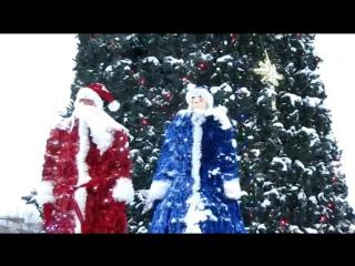 Снежный городок в Воркуте 2018!