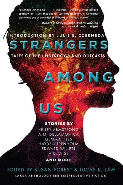 Strangers Among Us - Kelley Armstrong