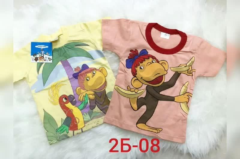 Милые футболки для малышей.mp4