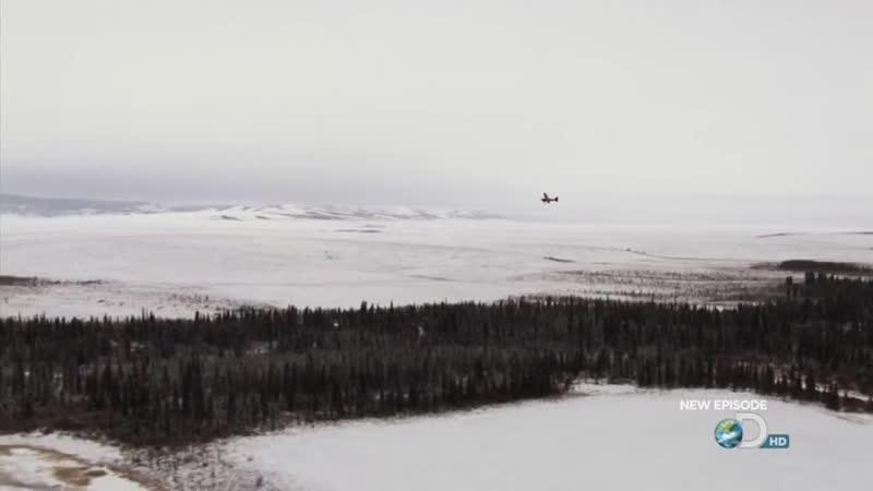 Полеты вглубь Аляски 2013