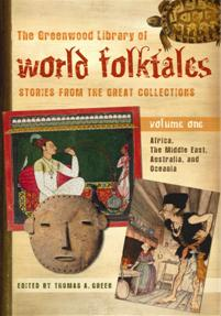 1green thomas a the greenwood library of world folktales