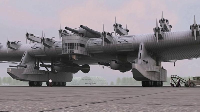5 суперпроектов советского оружия которым было не суждено воплотиться в жизнь