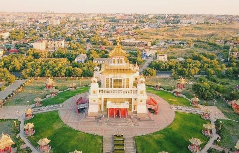 Афиша Уфа Чудеса калмыцких степей, Волгоград и Астрахань