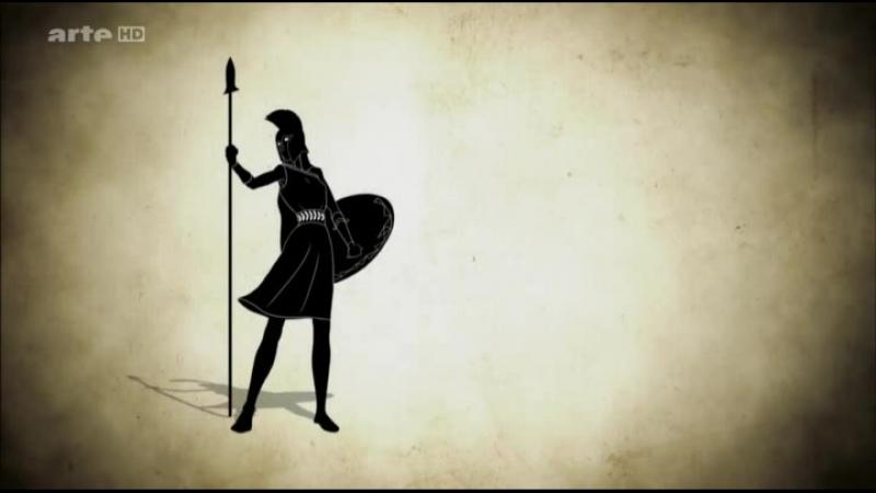 Мифы Древней Греции. 5 серия. Афина. Мудрая воительница