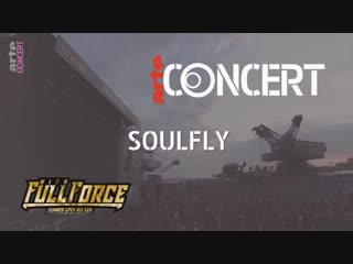 Soulfly - Live concert 2018