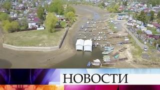 Критическая ситуация в Татарстане: вместо полноводных рек - лужи, нерест рыбы - под угрозой.