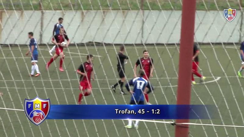 Zaria 2 3 Spartanii Divizia A 17 04 2019