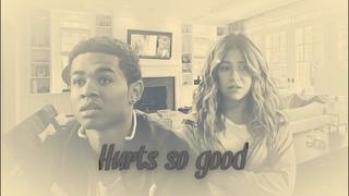 Parker & Sophie|| hurts so good (photo edit)