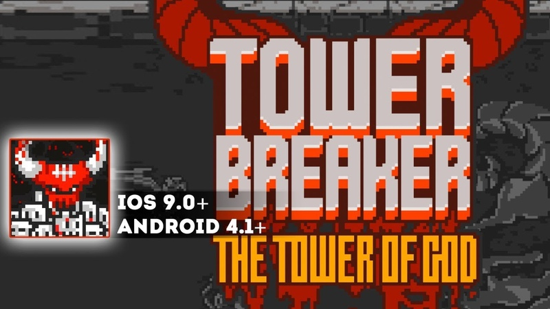 Tower Breaker - Hack Slash. BE A DEVIL AND CONQUER ALL THE TOWERS. Gameplay iOS