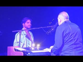 Queen + adam lambert - heartbreak hotel (elvis presley cover) - live on stage las vegas