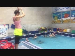 Детская секция плавания MARINA CLUB