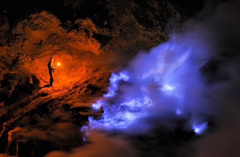 Вулкан Кава Иджен, изображение №2