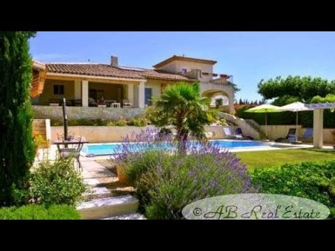 Carcassonne area Very well built, luminous 5 bedroom villa for sale