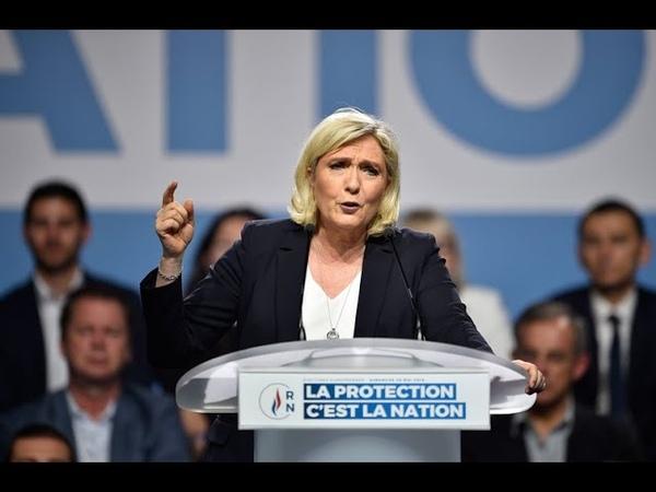 Marine Le Pen renonce à sortir de lEurope mais elle la hait, constate Alain Duhamel