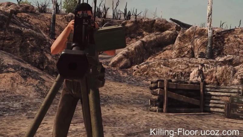 Rising Storm 2 Vietnam Релизный трейлер ARVN Update Killing