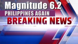 Another Magnitude 6.5 Earthquake hits Eastern Samar Philippines - Compilation video's | Minami Oroi