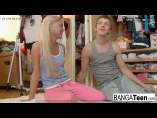 Pretty blonde teen wants to get down and dirty [русское частное порно, частно русское порно, частно русское частное порно]