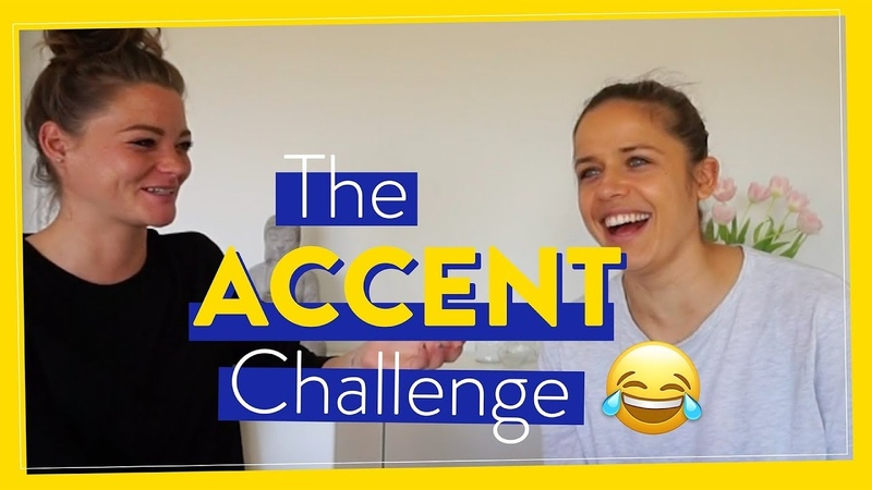 The ACCENT Challenge with pro footballers, Laura Feiersinger Verena Aschauer! WhySoSerious