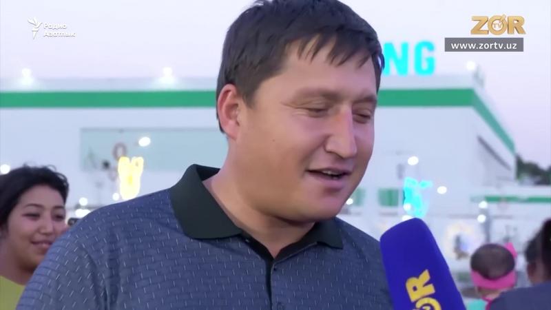 Президент Бердымухамедов получил голос в узбекском музыкальном хит параде