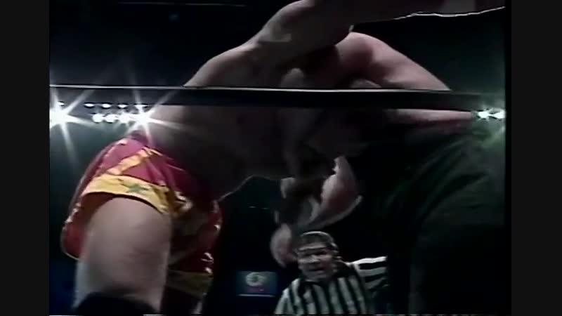1993.01.23 - Chris Dolman vs. Dick Vrij