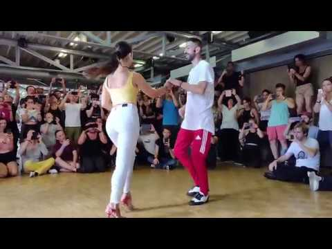 Panagiotis Myrto @ Cologne Salsa Congress 2018 - Salsa ON2 Flicks Tricks