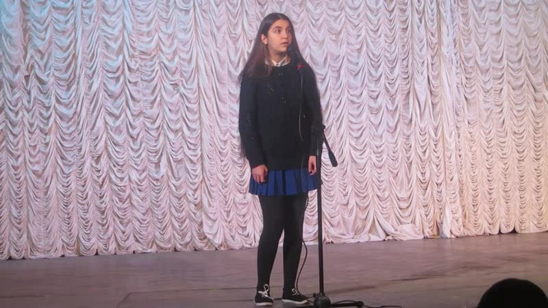 Лилия Вашура 11 класс