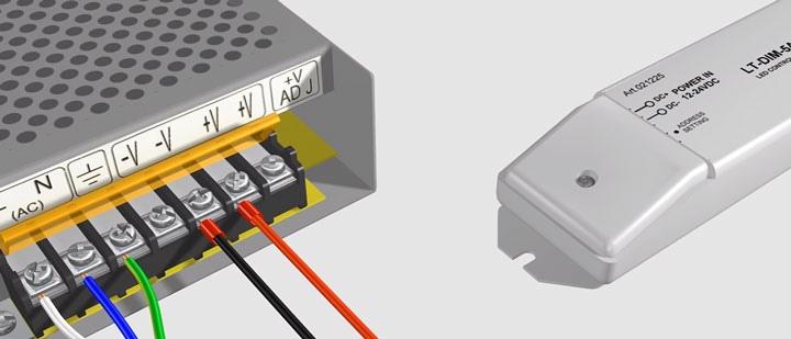 Монтаж и подключение светодиодной ленты часть 2, изображение №6