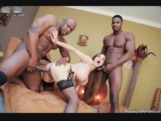 Cathy Heaven in Dogfart - (Blacks On Blondes)