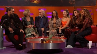 The Graham Norton Show S24E11  Jason Momoa, Dame Darcey Bussell, Bill Bailey & Little Mix