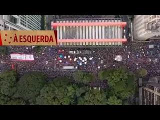 Xadrez depois das manifestações com Luis Nassif! MEIO-DIA À ESQUERDA