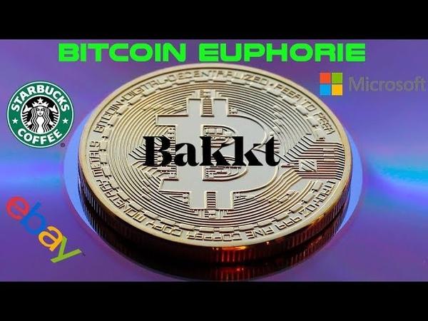 Épisode 87 Ebay, Microsoft, Starbuck... Bitcoin FOMO