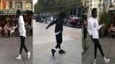 Salif Gueye aka Salif Crookboyz dance videos