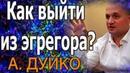 Как выйти из эгрегора Андрей Дуйко школа Кайлас