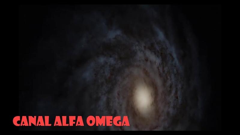 Simulação da distância da terra até o cosmo