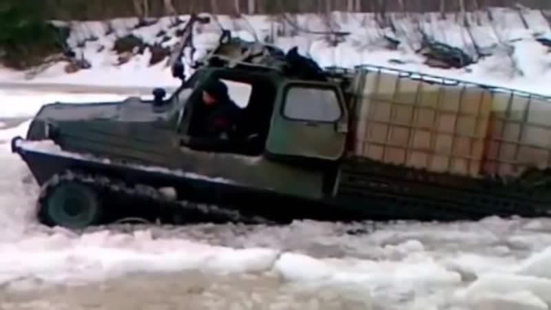 Ледяные дороги Якутии. Бездорожье