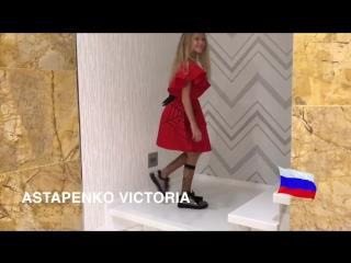 Astapenko Viktoria костюм «Монстры на каникулах» Golden Time London фестиваль дистанционный конкурс