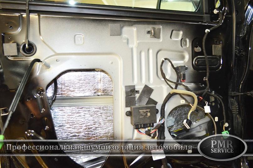 Шумоизоляция Ford Explorer, изображение №13
